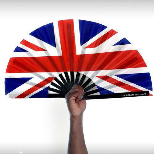 UK Flag Clack Fan™