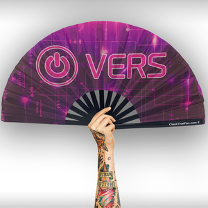 UV Power Vers Clack Fan™