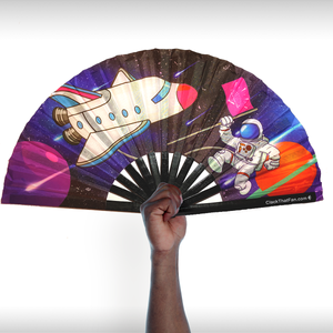 UV Space Clack Fan™