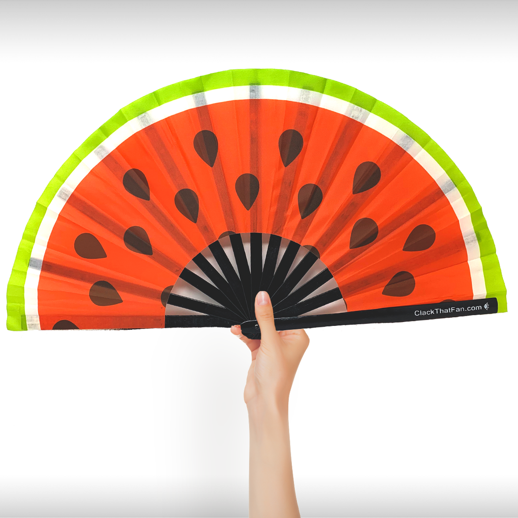 UV Watermelon Clack Fan™