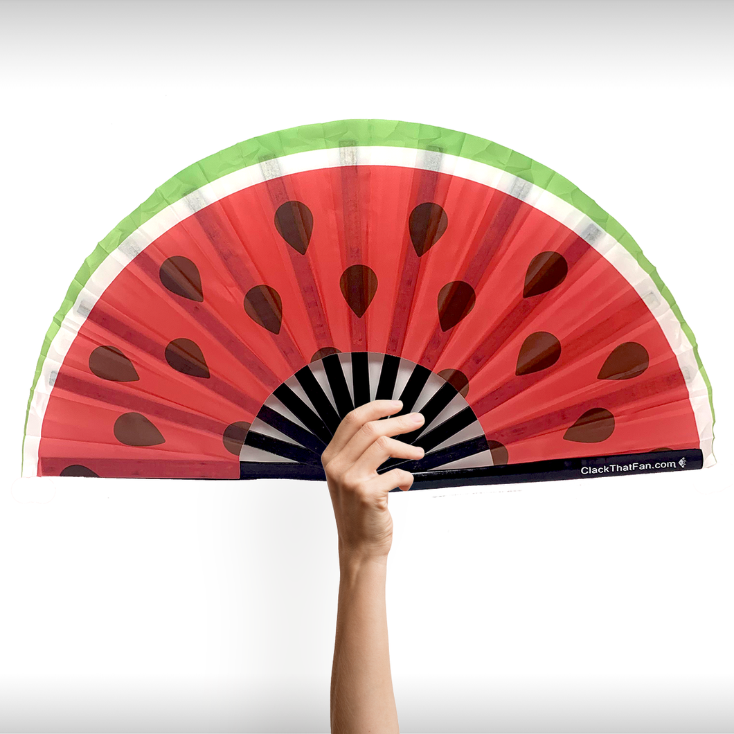 Watermelon Clack Fan™