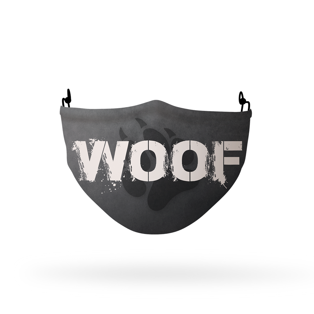 Woof Face Mask Version 2
