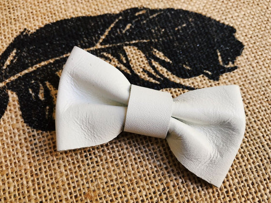 White Bowties