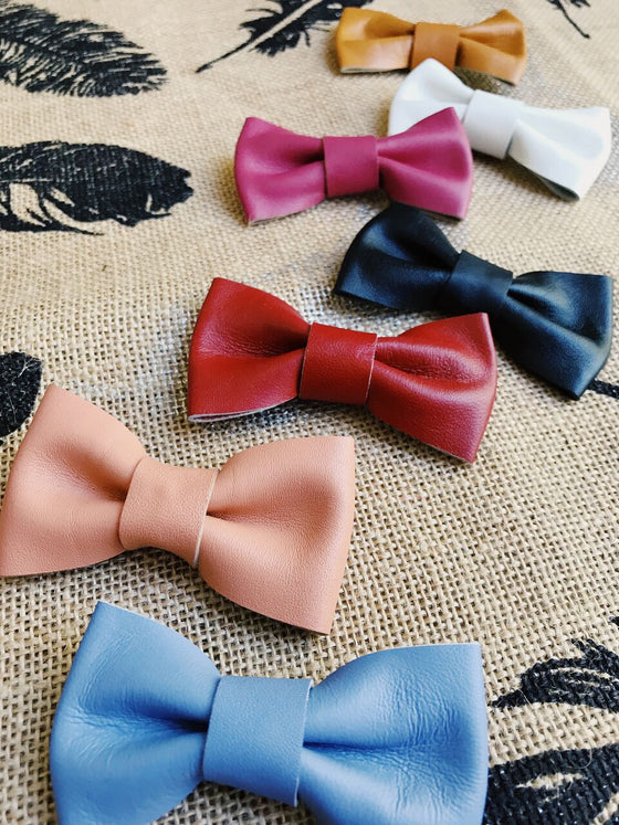 Handmade Dog Bowties