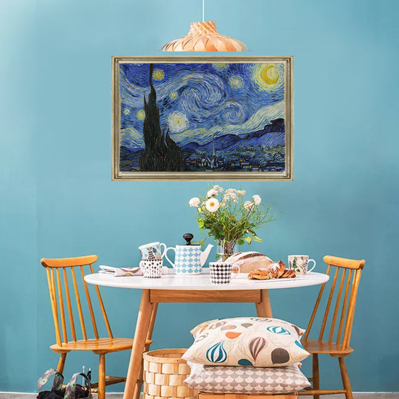 Starry Night VanGo™ Paint-By-Number Kit