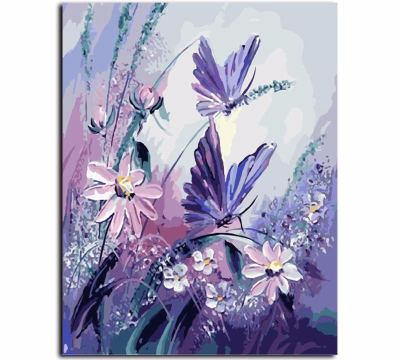 Butterfly VanGo™ Paint-By-Number Kit