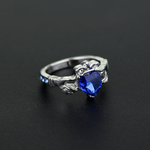 Ravenclaw Crystal Ring
