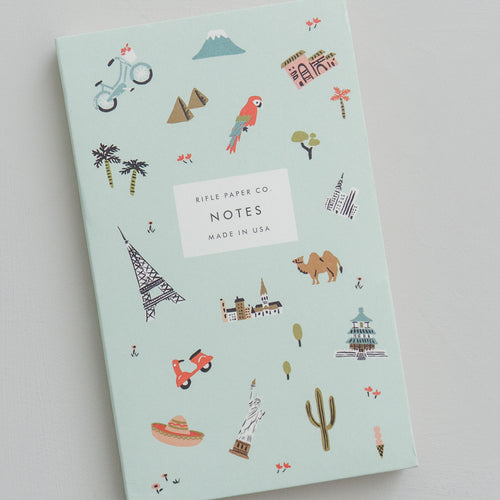 Travel Pocket Notebook