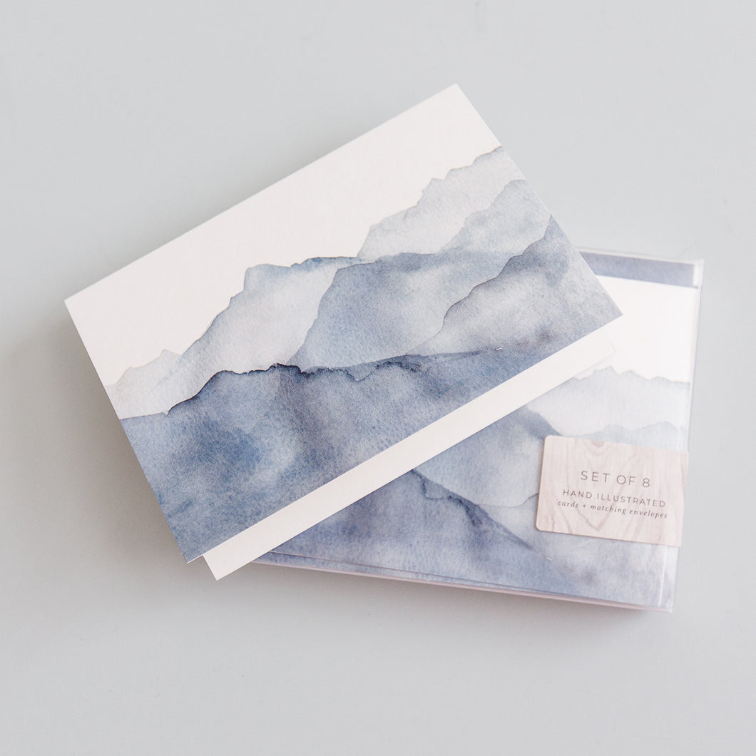 Blue Mountains - Box Set