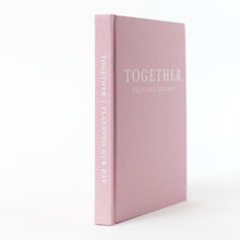 TOGETHER wedding planning journal