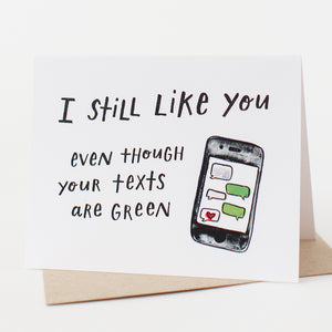 I Still Like You