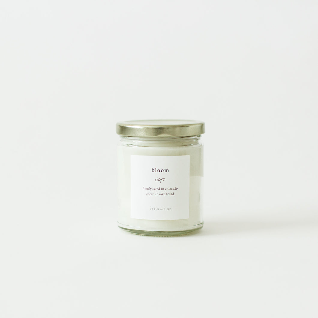 Bloom Candle
