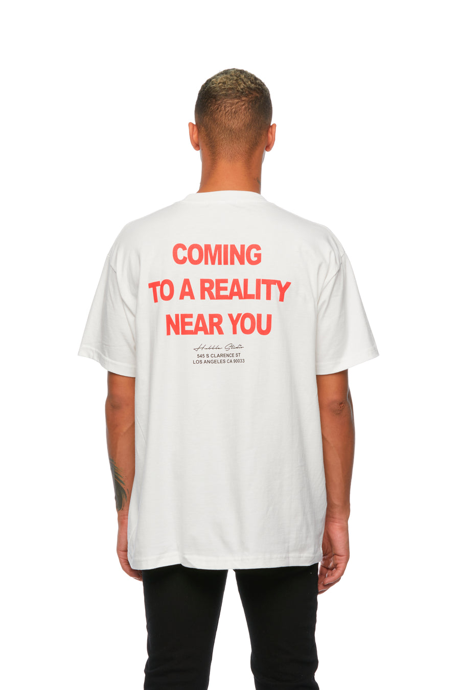 Coming To Reality T-Shirt