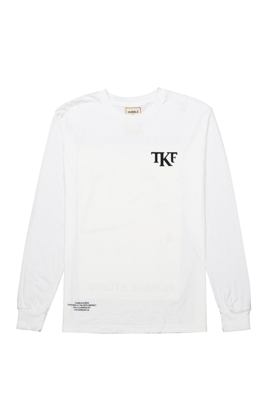 TKF XMAS Toy Drive + Wrapping Party - Long Sleeve Shirt