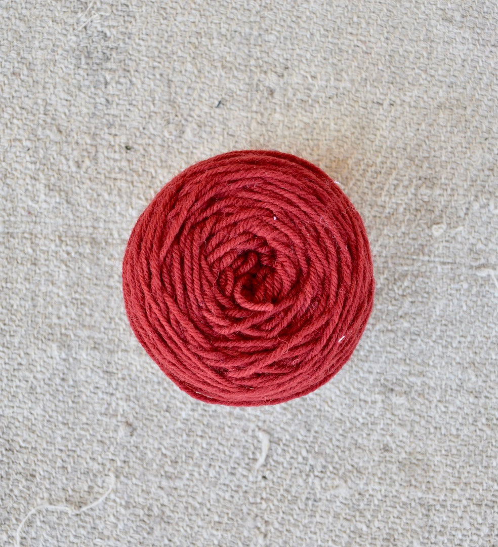 Machine-spun Yarn Ball