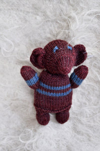 Woolen Toy: Elephant