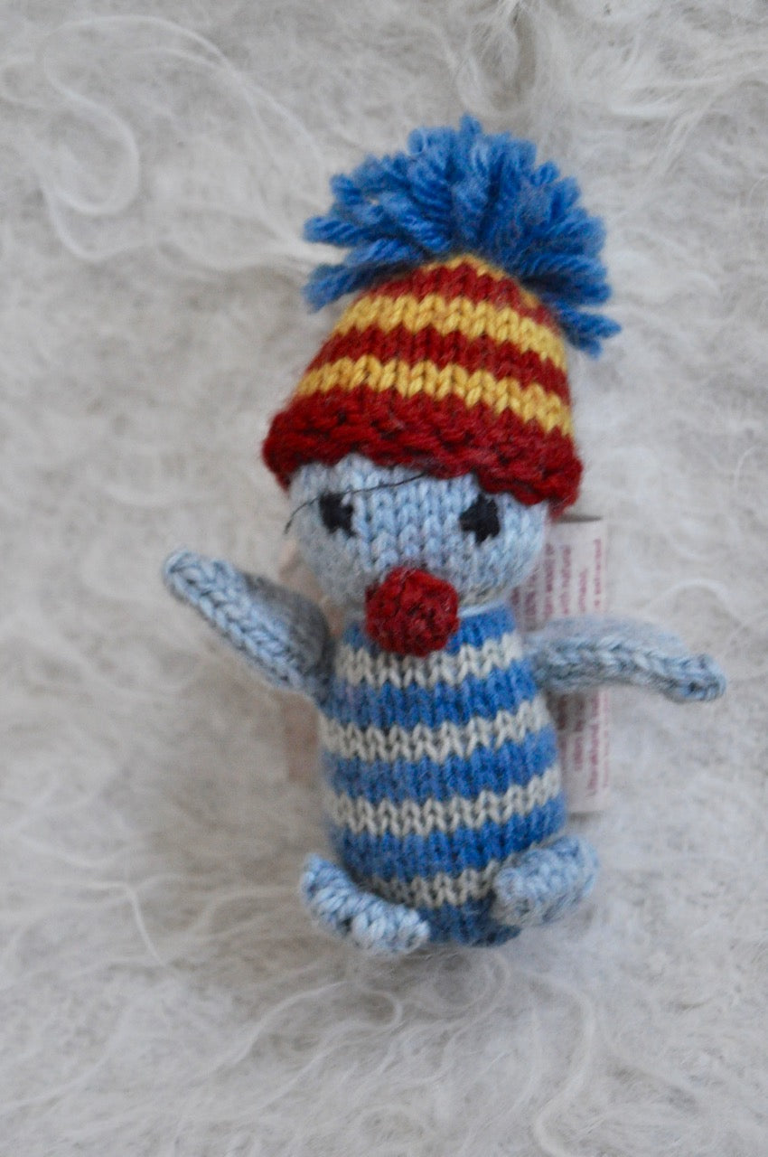 Woollen Toy: Duck
