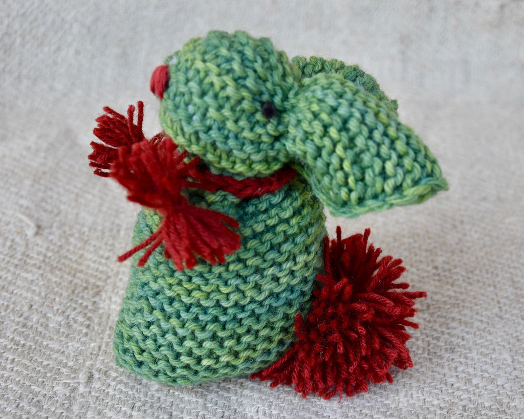 Woolen Toy: Rabbit