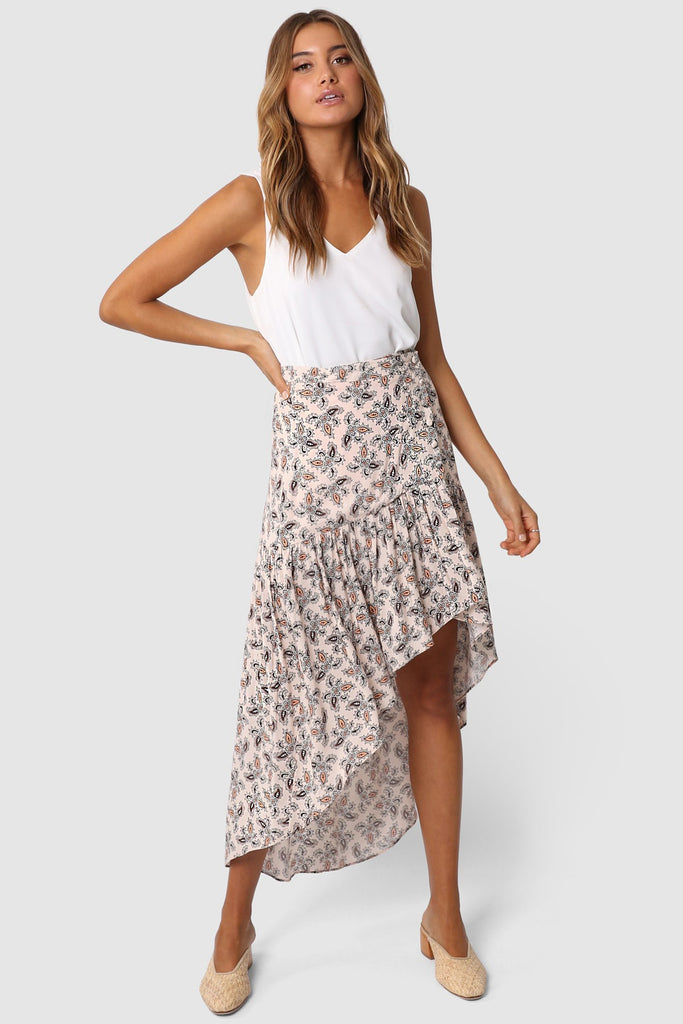 Lost In Lunar - Roxy Maxi Skirt