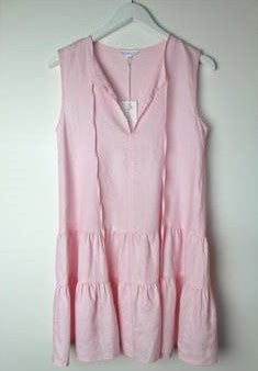 Little Lies - Andie Dress (Pink)