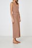 Elka Collective - Eleanora Jumpsuit (Mocha)