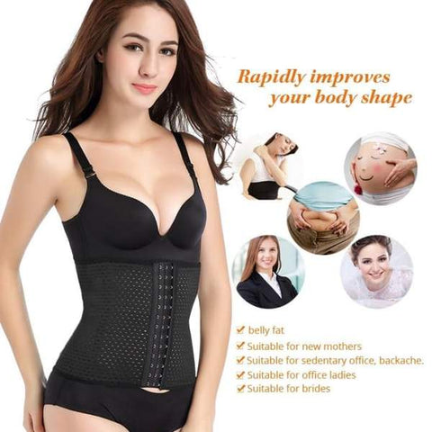 The Best and Confortable Body Waist Trainer