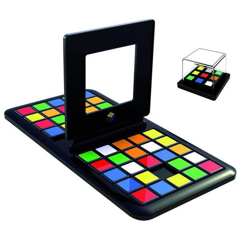 Rubik's 3D Bloc game: The Best board game for Kids and Adults