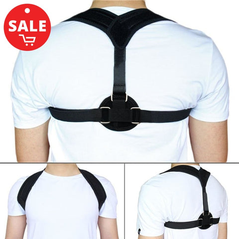 Back Posture Corrector For Man & Woman - 50% Off Today !