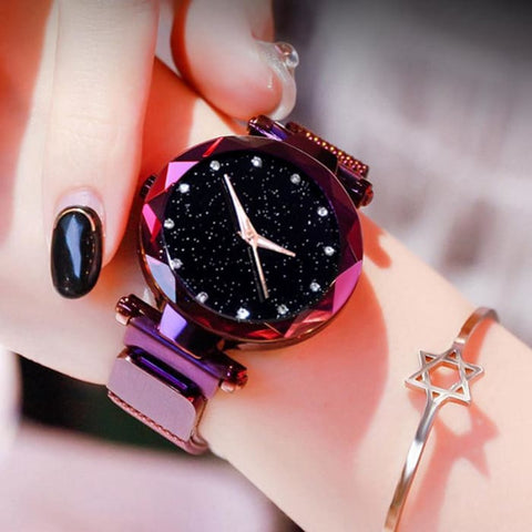 GirlyCode Starry Sky Watch