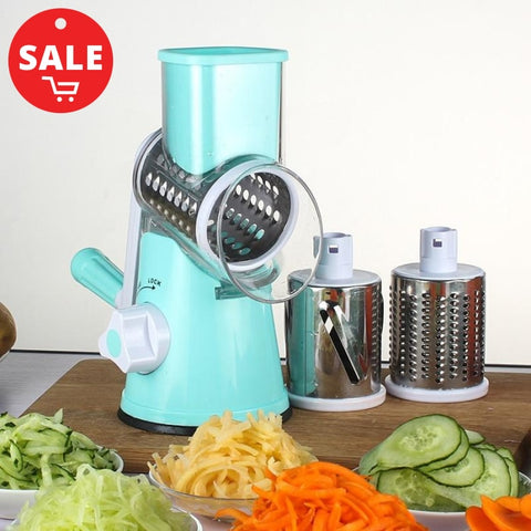 Manual Vegetable Cutter Slicer - 30% Off Today !