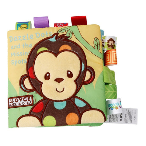 Ultra Soft Baby Cloth Books
