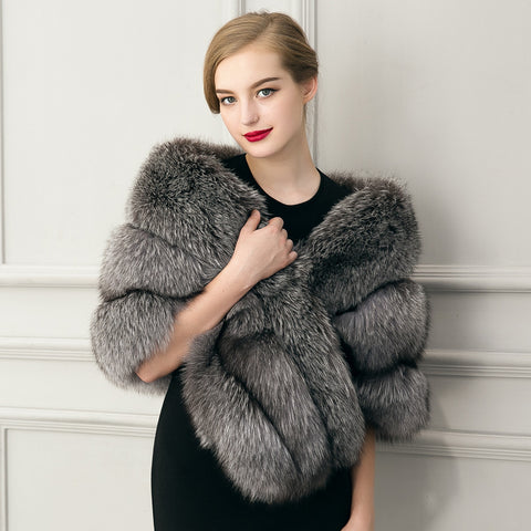 Winter Faux Fur Vest - 20% OFF Today !