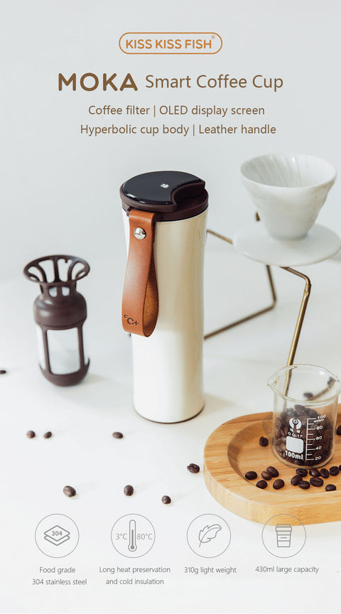 Travel Mug Smart Bottle