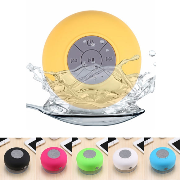 Mini Waterproof Shower Speakers