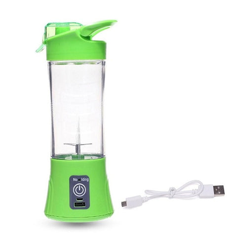 USB Electric Safety Juicer - 50% Off Today !