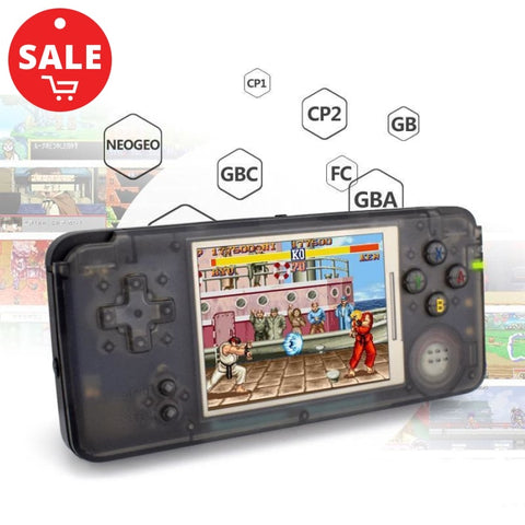 Retro Handheld Game Console - 30% Off Today + Free Shipping