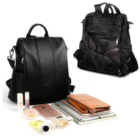 EMMA™ Theft-Proof Backpack - The Best Backpack of 2019 (Limited Edition)