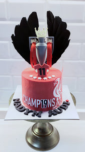 BESPOKE CELEBRATION CAKES
