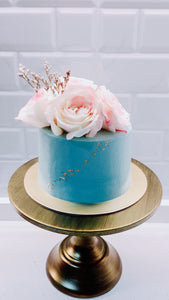 FRESH FLORAL CAKES
