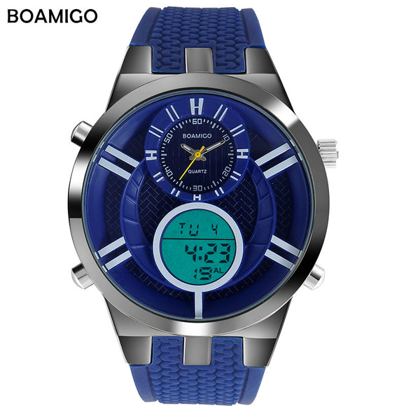 sport Men Watch Waterproof - Trendy Him