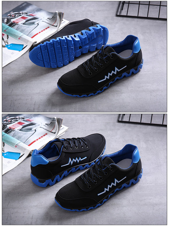Athletic jogging sneakers - Trendy Him