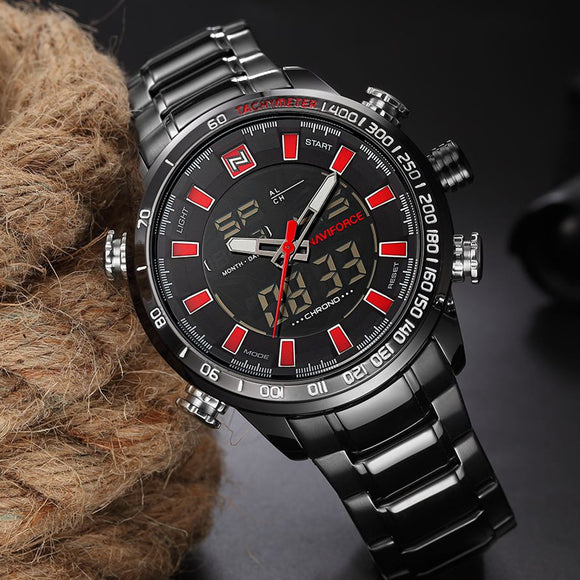 Luxury Brand Men Watch - Trendy Him