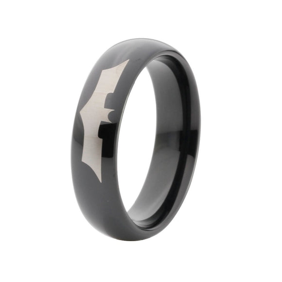 Best seller tungsten batman Ring - Trendy Him