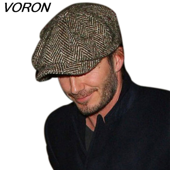 VORON Fashion Octagonal Cap - Trendy Him