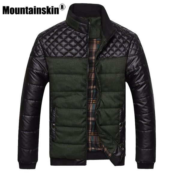 Mountainskin Brand Men Winter Jacket - Trendy Him