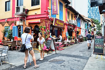 What are You REALLY buying: A closer look at one of Singapore's cultural gems - Haji Lane