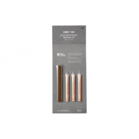 Drawing Out Pencil Extender Set