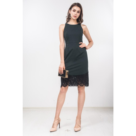 Shona Lace Sheath Dress