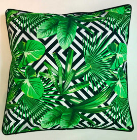 Cushion covers Leaves