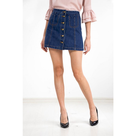 Hedda Denim Skirt